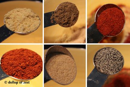 rib spices