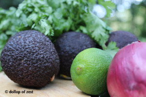 vegetables for tacos