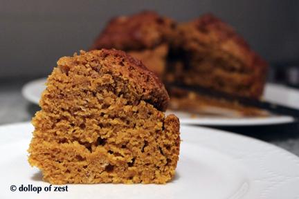 spice pumpkin bread